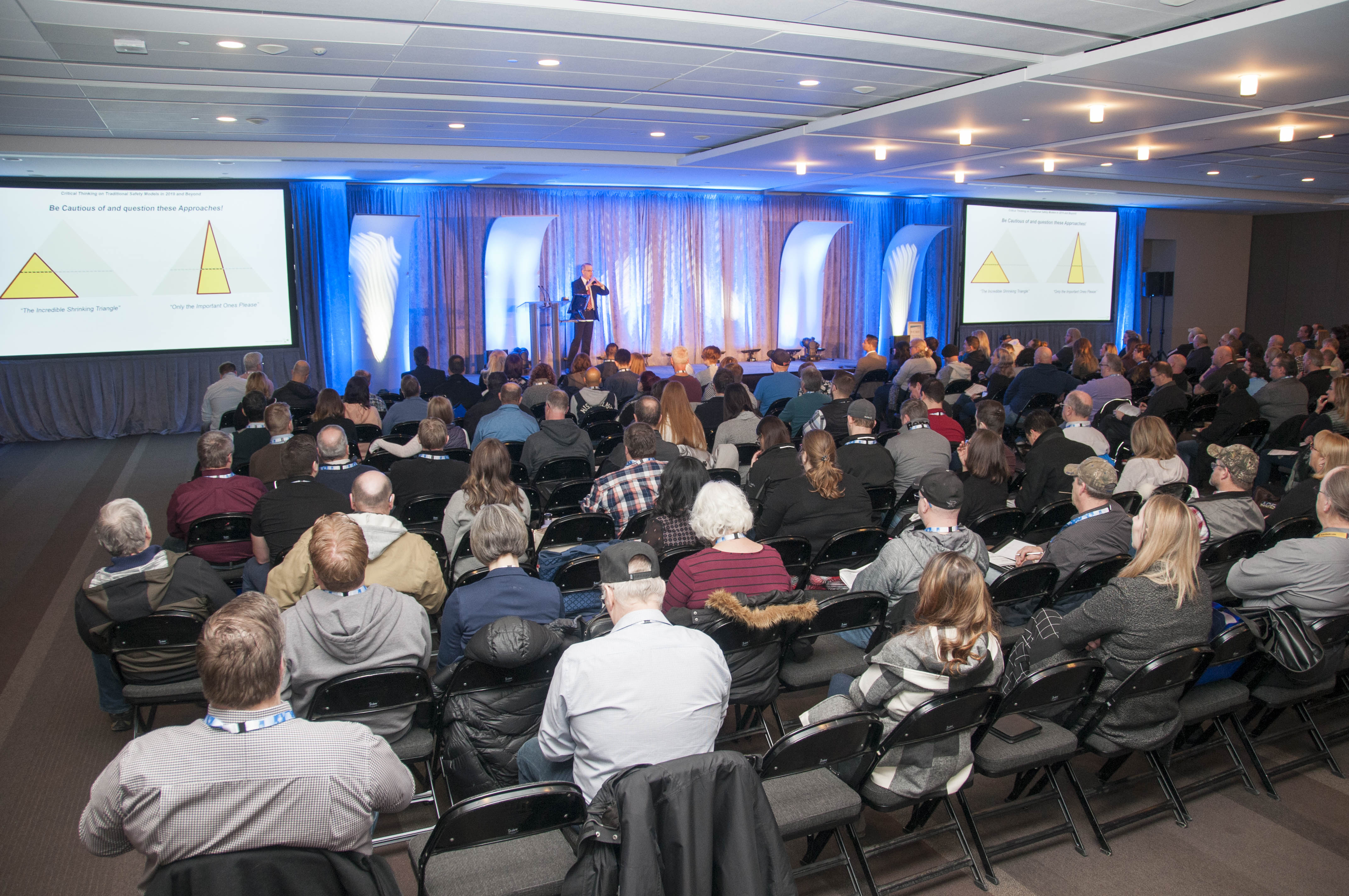 Event Planning at 2019 H&S Conference