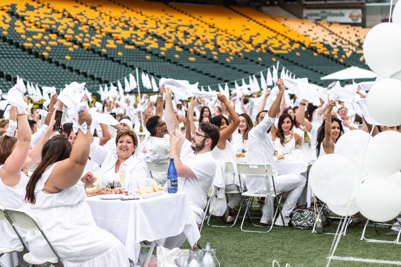 Diner En Blanc 2019 Edmonton